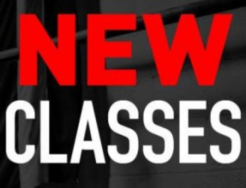 New mid day classes
