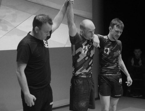 Brazilian Jiu-Jitsu Coach Kev wins at Grapple Kings