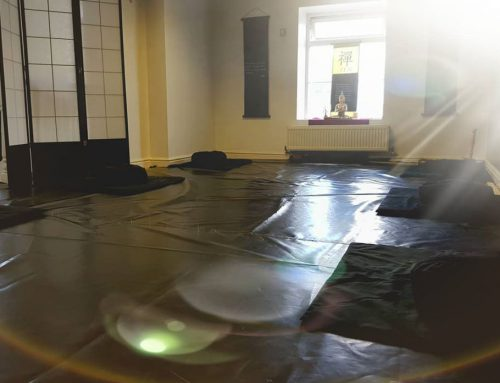 Dedicated Meditation space for  members