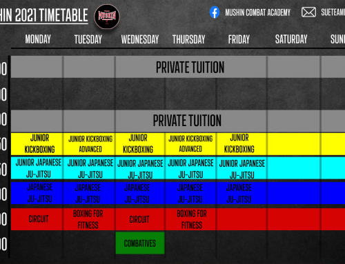 New Time table 2021